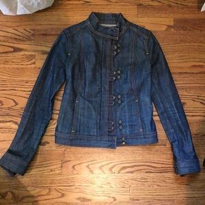 Citizens of Humanity Military Jean Jacket